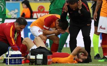 """""""Qalatasaray""""ın futbolçusu 1 il yaşıl meydanlardan kənar qalacaq"""