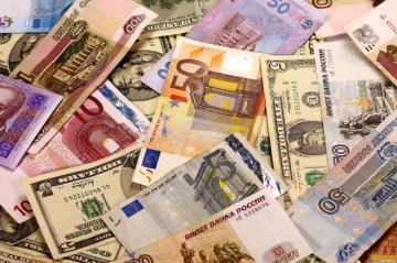 Azərbaycandakı banklar xarici valyutanın alqı-satqısı üzrə 1,4 mlrd. dollarlıq nağd əməliyyat aparıblar
