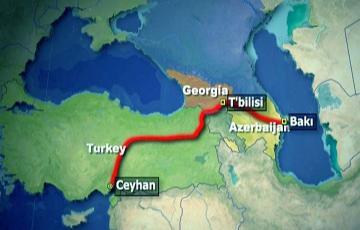 Azerbaijan reduces oil exports via BTC
