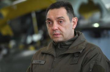 Serbian Defence Minister: Serbia will not join NATO as long as Vucic remains president