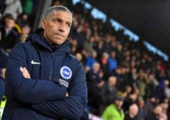 Brighton sacks Chris Hughton as manager