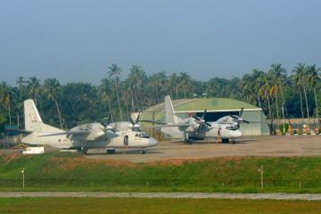 Командующий ВС Шри-Ланки выступил против военной базы США на острове