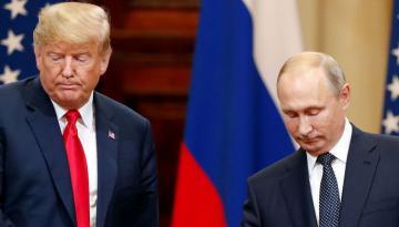 Трамп объявил о новой встрече с Путиным
