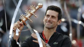 World no. 1 Novak Djokovic wins Madrid Open title