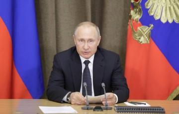 Путин призвал ускорить создание защиты от гиперзвукового оружия