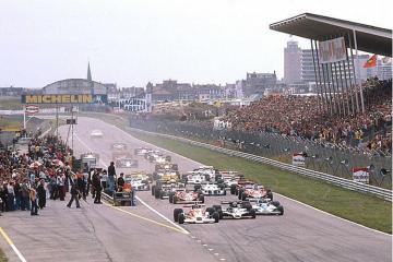 Гран-при Нидерландов «Формулы-1» пройдет в 2020 году впервые за 35 лет