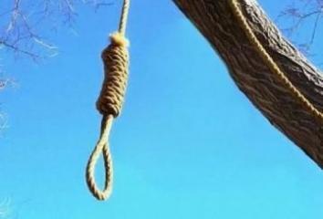Gəncədə 24 yaşlı oğlan çinar ağacından özünü asıb