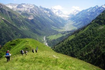 На Северном Кавказе создадут безопасную среду для туристов