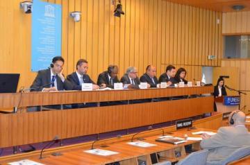 """UNESCO-da """"Böyük Çöl: mədəni mirası və dünya tarixində rolu"""" beynəlxalq forumunun açılışı olub"""