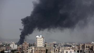 Арабская коалиция пригрозила ударом хуситам