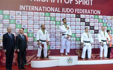 Azərbaycanın medal sayında birinci olduğu Qran-pridə 11 nəfər beynəlxalq tibbi təsnifatdan kəsilib