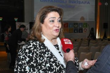 """Hicran Hüseynova: """"Ailə zorakılığı, erkən nikahlar, təhsildən yayınma halları bizi narahat edir"""""""