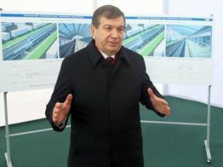 Навоийская область Узбекистана стала свободной экономической зоной