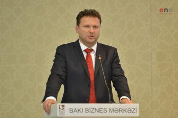 Çexiya Parlamentinin spikeri Azərbaycanla ticarət dövriyyəsinin azalma səbəblərini açıqlayıb