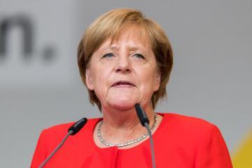 Меркель оценила шансы Еврокомиссии остановить «Северный поток - 2»