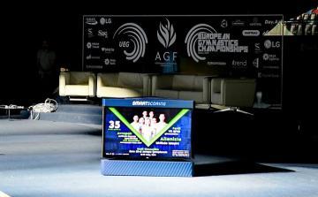 Bakıda bədii gimnastika üzrə Avropa çempionatının açılış mərasimi olub