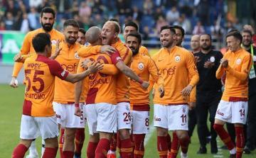 Галатасарай выиграл Кубок Турции в 18-й раз