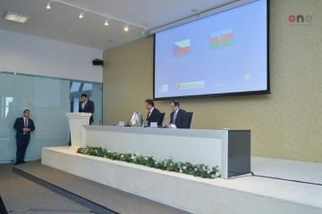 Bakıda Azərbaycan-Çexiya biznes forumu keçirilib