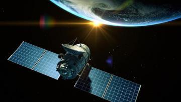Американская ракета выведет на орбиту 60 интернет-спутников компании SpaceX