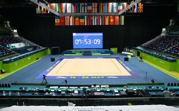 Bakıda bədii gimnastika üzrə Avropa çempionatı başlayır
