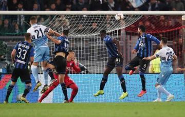 «Лацио» в седьмой раз в истории стал обладателем Кубка Италии по футболу