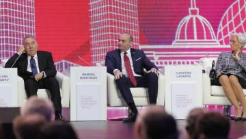 """Mamuka Baxtadze: """"Bir kəmər, Bir yol"""" layihəsi bölgə üçün böyük önəm daşıyır"""""""
