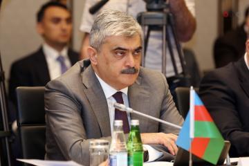 """Samir Şərifov: """"Azərbaycan beynəlxalq antiterror tədbirlərinə fəal dəstək verir"""""""