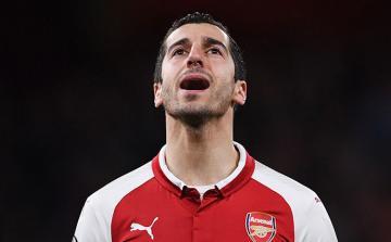 Arsenal will not bring Henry Mkhitaryan to Baku
