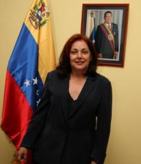 Venezuela's UK Ambassador holds press conference in London