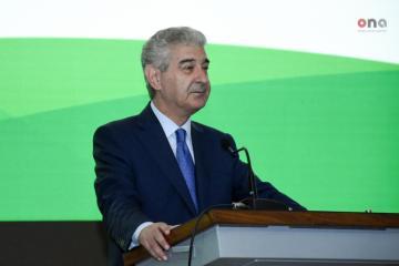 """Əli Əhmədov: """"Azərbaycan vətəndaşlarını daha sağlam qida ilə təmin etmək imkanlarına malikdir"""""""