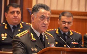 Gəncə şəhər Baş Polis İdarəsinə yeni təyinat olub