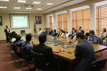 MBNP və IFC Azərbaycanın bank mütəxəssisləri üçün seminar keçirib