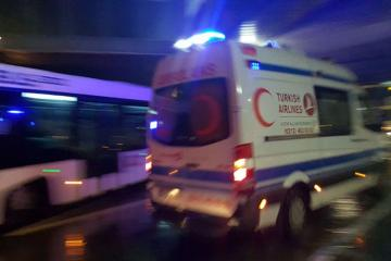 Türkiyədə miqrantları daşıyan yük maşını aşıb, 5 nəfər ölüb, 37 nəfər xəsarət alıb