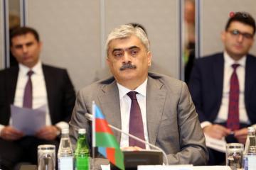 """Samir Şərifov: """"ABŞ indiyədək Azərbaycan iqtisadiyyatına 13,6 mlrd. dollar investisiya yatırıb"""""""