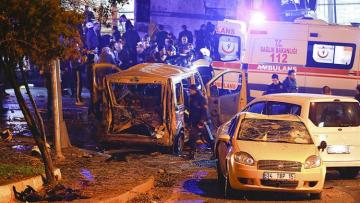Turkey jails 14 terrorist for life for 2016 Besiktas bombing