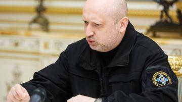Секретарь СНБО Украины Турчинов подал в отставку