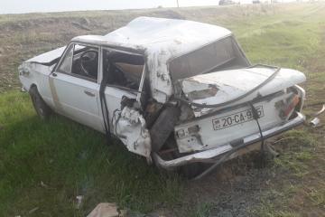 В Геранбое столкнулись легковушка и грузовик, есть пострадавшие - [color=red]ФОТОСЕССИЯ[/color]
