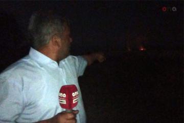 Вооруженные силы Армении снова совершили поджог на оккупированных азербайджанских землях