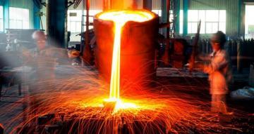 Производство продукции металлургической промышленности в Азербайджане увеличилось на 4,8%