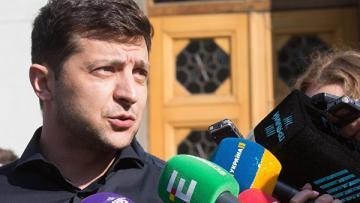 Зеленский заявил, что Украина вернет себе Крым