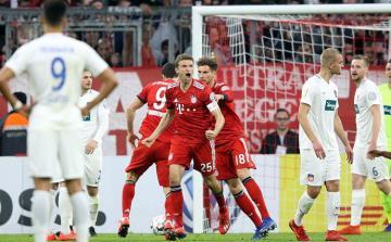«Бавария» в седьмой раз подряд стала чемпионом Германии по футболу