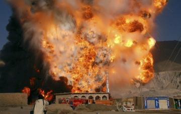 В Афганистане пять детей погибли при взрыве