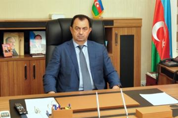 """Head of Lankaran Executive Power Authority awarded 2nd Degree """"For Service to Motherland"""" Order"""