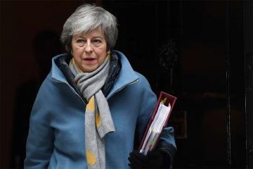 """Мэй предложит британским депутатам варианты улучшения сделки по """"Brexit"""""""