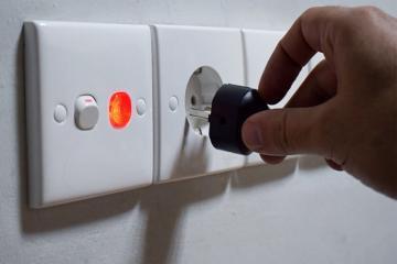 Paytaxt sakinini elektrik cərəyanı vurub