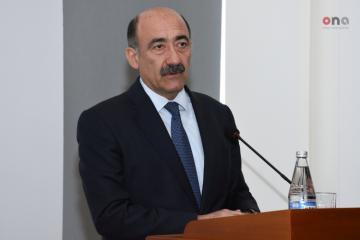 """Əbülfəs Qarayev """"Eurovision""""da Azərbaycan xəritəsinin təhrif olunmasına münasibət bildirib"""