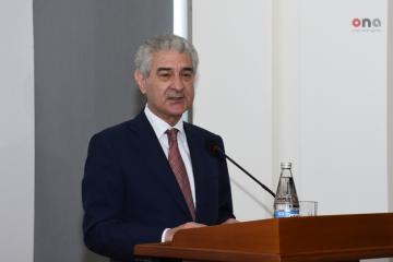 """Əli Əhmədov: """"YAP-ın 740 min nəfər üzvü var"""""""