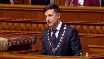 """Zelenskiy: """"Ukraine will return the lost territories"""""""