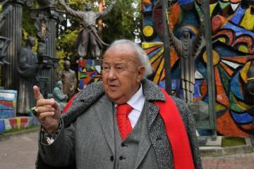Зураб Церетели награжден орденом «Достлуг»