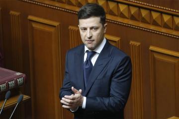 Зеленский призвал США ужесточить антироссийские санкции